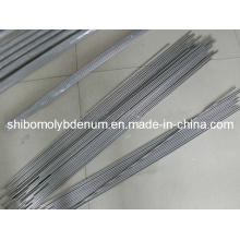 99.95% Rods de molybdène purs pour le four à hautes températures
