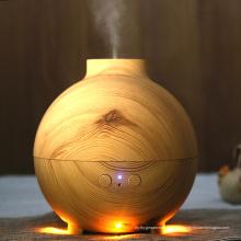 Hersteller 600ml Licht Holzmaserung Dekorative Luftbefeuchter Manufactuere 600ml Dekorative Luftbefeuchter Guid