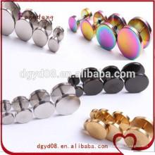 2015 Fashion Earring, High Polished Stainless Steel Earring, Stud Earrings Jewelry