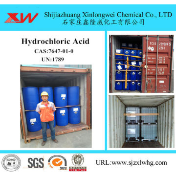 HCL 32% axit axit clohydric