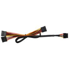 5pin au fil de connecteur d'ordinateur de SATA