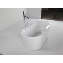 Acrylic Bathtub in Freestanding Style with Massage Function
