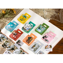 Creative Stationery Sticker for Decorating Books and Office Use Sticker