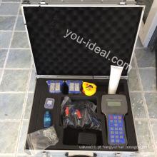 Sensor de fluxo de gás da água, medidor de fluxo ultra-sônico Handheld