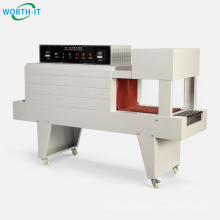 high quality hot shrink wrapping machine plastic shrinking tunnel pvc shrink tunnel