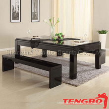 Hot selling multifunctional TB-US005 pool table and dinner table combo