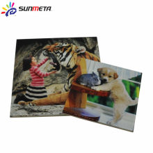 Sunmeta factory supply cheap ceramic tile sublimation tile