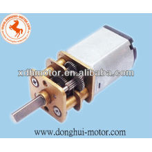 12mm low rpm high torque 12V dc mini gear motor for toy boat