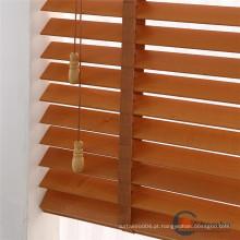 Cortina de rolo venetian de madeira para o banheiro da cozinha