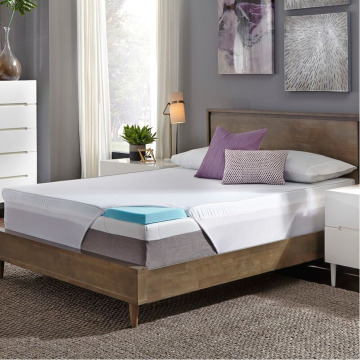 Surmatelas en mousse King abordable Comfity