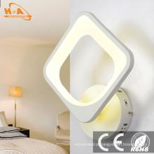 Lâmpada de parede decorativa do diodo emissor de luz da luz decorativa da noite do projeto original