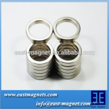 Kleiner Ring permanenter NdFeB Magnet