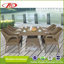 Садовая мебель Wicker Dining Set (DH-6062)