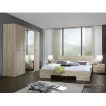 Ensemble de meubles de chambre simple design simple (HF-EY08281)