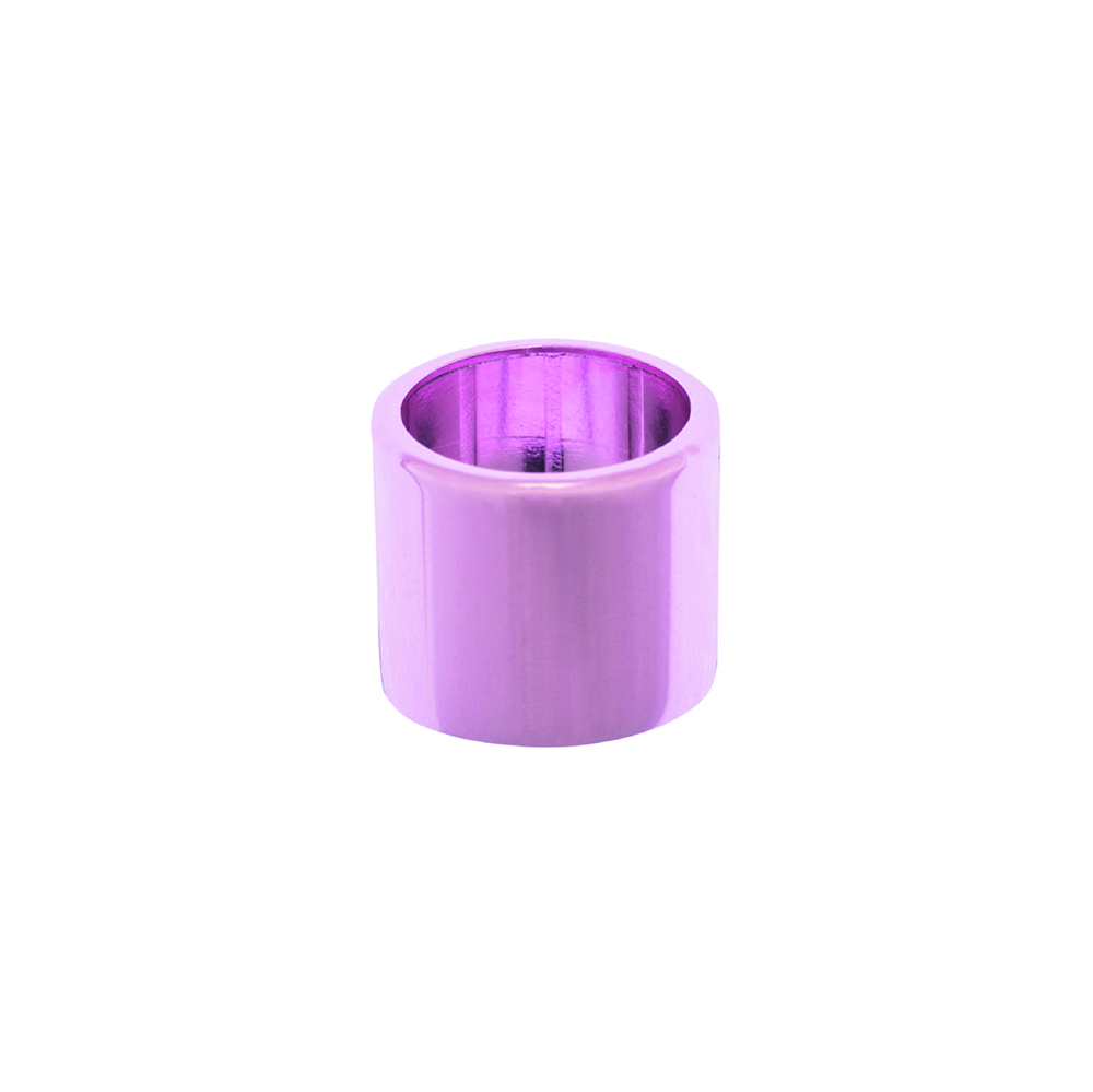 Colorful Aluminum Collar For Perfume Sprayer