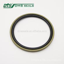 Bronze gefüllt PTFE hydraulische Dichtung Glyd Ring Zylinderdichtung GSF
