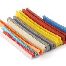 perfil de vedação de proteção de borda de silicone