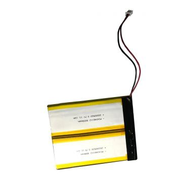 4346112 7.4V 3000mAh Li Polymer Battery Pack