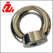Сделано в Китае из нержавеющей стали кольца Гайка
