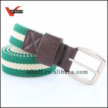 Hot Sale Stripe Women's Jean Elastic Belt