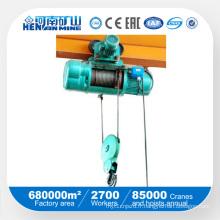 Wirerope Electric Hoist (modèle CD, MD)