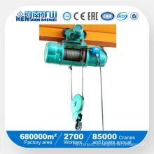 Электрический подъемник Wirerope (модель CD, MD)