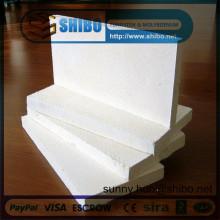 High Insulation Thermal 1600c 1700c 1800c Alumina Ceramic Fiber Board pour Klin