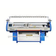 double cylinder computerized socks knitting machine