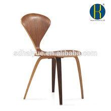 Norman Cherner side chair plywood replica dining chair
