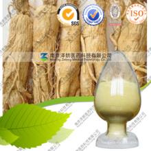 Extrait de Panax de Ginseng Régénéré à la Faible Pesticide