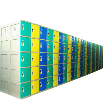 YS Locker Factory Direct Sale Anti-rust Waterproof Clothes Storage Gym Locker for School Gym and Water Park