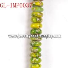 Perlas de jaspe Imperial