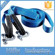 HF-003 Hohe Qualität Starke Universal Abschleppseil Mini Notfall Werkzeug 2 Tonnen Auto Abschleppseil Auto Tow Stechen Seil