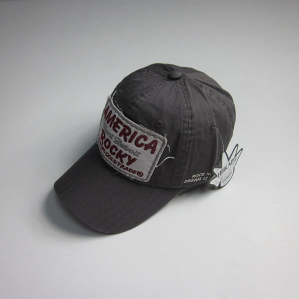 Washed Cotton Cap