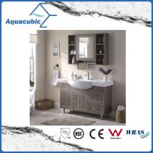 Bathroom Furniture Cabinet Vanity with Ceramic Sink (ACF8895)