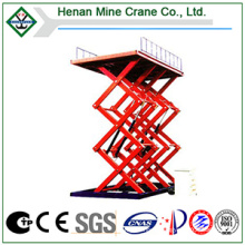 Double Mast Aerial Hydraumatic Lift for One/Two Person