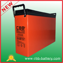 Cbb 12V 180ah Front Access Terminal Gel Battery para Telecom