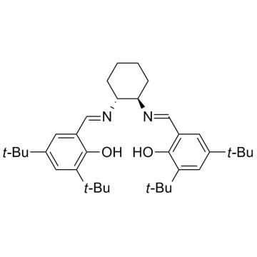Chiral Chemical CAS No. 135616-40-9 (1R, 2R) -N, N′-Bis (3, 5-di-tert-butylsalicylidene) -1, 2-Cyclohexanediamine