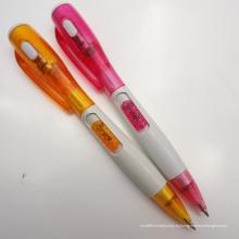 Многофункциональная шариковая ручка с светом СИД, шарик СИД ручка