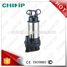 CHIMP PUMPS V1100Q 1.5HP Bombas de agua sumergible de aguas residuales de acero inoxidable