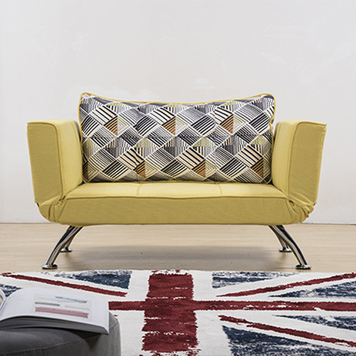 Fabric Armchair Sofa Bed