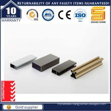 Aluminum/Aluminium Alloy 6063 Extrusion Doors Windows Profile