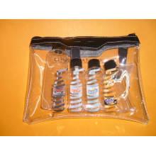 4PCS Travel Bottle Set, Screw Cap Bottle / Fine Mist Pulverizador