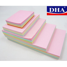 Colored Sticky Note All Standard Size Self-Adhesive Feature and Yes Customized Sticky Note Professional Sticky Note Manufacturer