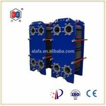 China Plattenwärmetauscher Wasser-Ölkühler Hersteller (M15M)