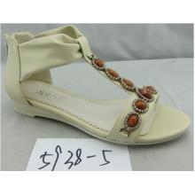 2016 Slingback Women Diamond Sandals