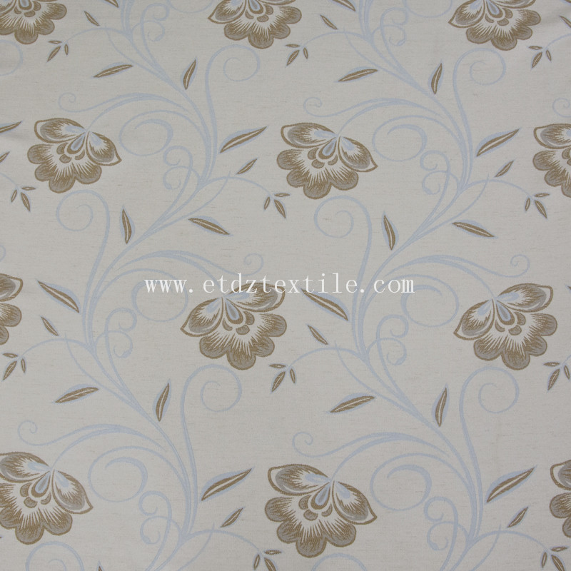 2016 Curtain fabric FR2057