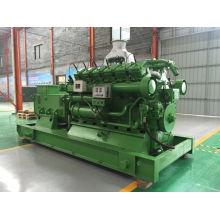 Generador de gas refrigerado por agua Siemens Lvhuan 400kw Shale Gas Generator