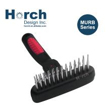Hair Straightening Stainless Steel Pin Pet Grooming Tool Depilate Rake New Products 2020