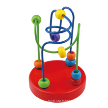 2016 Neue Ankunfts-Kind-hölzernes Minikorn-Labyrinth-Baby-pädagogisches Spielzeug